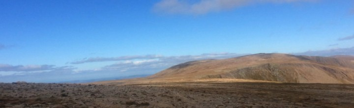 Four Highest Cairngorms Hill Run